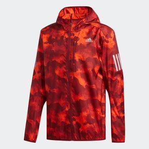 Men's adidas own the run jacket